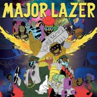 Major Lazer - Free The Universe (Australasian Tour Edition)