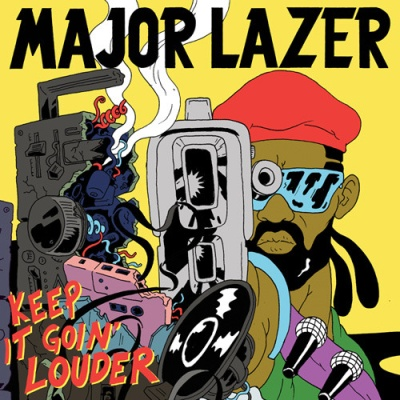 Major Lazer - Keep It Goin' Louder (Feat. Ricky Blaze) (Remix)