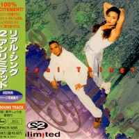 2 Unlimited - Real Things (Japan)
