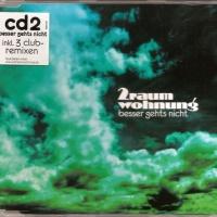 2raumwohnung - Besser Gehts Nicht CD2 (Single)