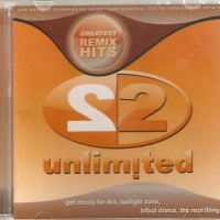 2 Unlimited - Greatest Remix Hits (Australia)