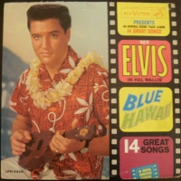 Elvis Presley - Blue Hawaii (Album)