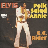 Elvis Presley - Polk Salad Annie (Single)