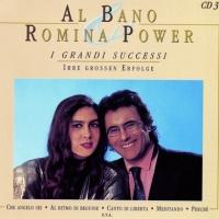 Al Bano & Romina Power - I Grandi Successi CD 3