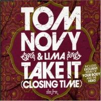 Tom Novy & Lima - Take It