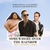 Robin Schulz & Alle Farben feat. Israel Kamakawiwo'ole - Somewhere Over the Rainbow / What a Wonderful World